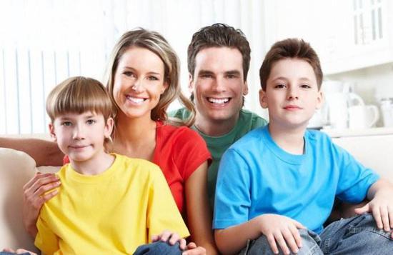 内心强大的孩子 背后都站着怎样的父母?