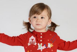 MIKI HOUSE新系列 | 兴奋迎春,由舒适的童鞋开始!