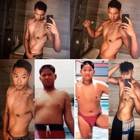 陈建州125公斤童年照曝光 亲揭被欺凌成长心酸史