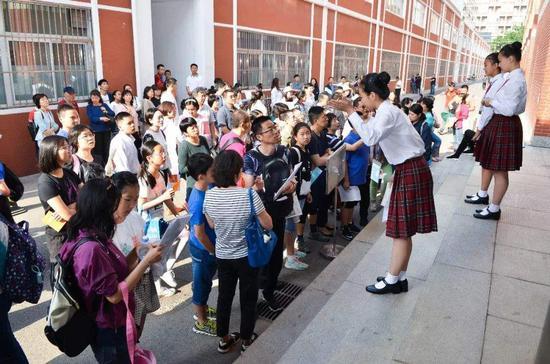 北京市将开展中小学招生督查 学校设重点班将被罚