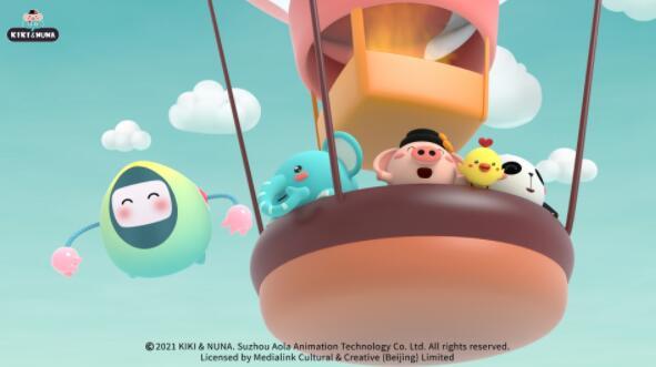 《奇奇和努娜》被国家广电总局评为2020年度优秀国产动画片